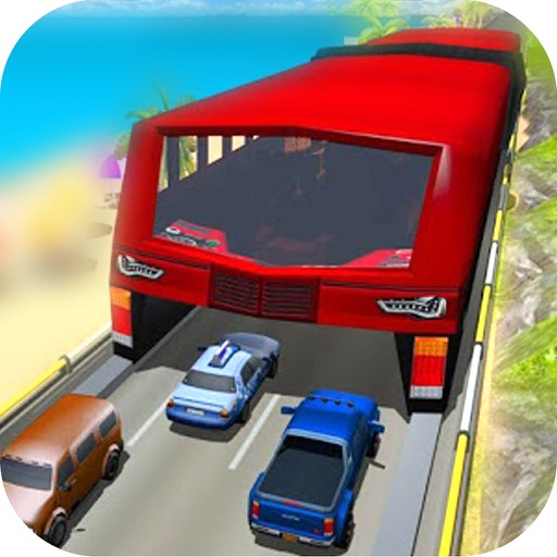 Chinese Elevator Bus Simulation : New Free 3d game
