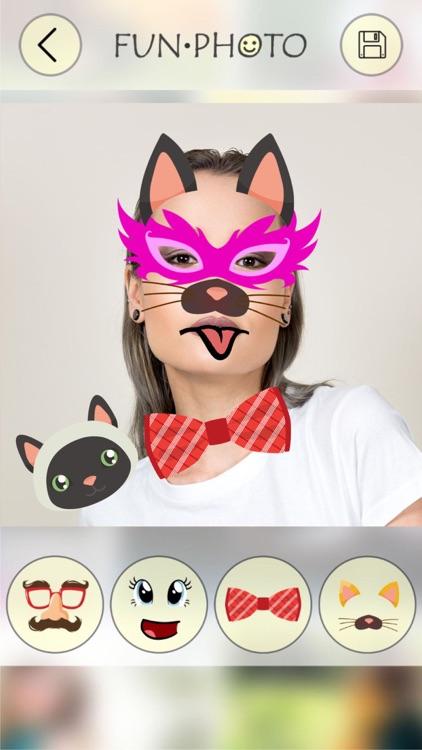 Face Changer - Masks, Effects, Crazy Swap Stickers screenshot-3