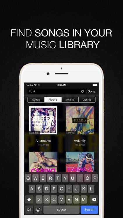 Evermusic - offline music screenshot-4