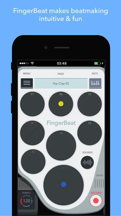 FingerBeat screenshot-0
