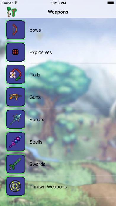 Edition Guide  For Terraria