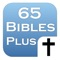 65 Bibles and 7 huge Bible references make up the included resources for this massive app
