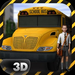 School Bus Driver Simulator 3D – City Bus Driving
