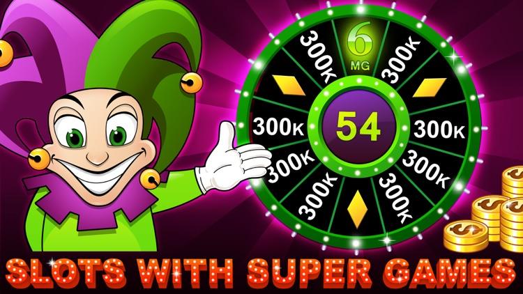 Casino slots - slot machines screenshot-4