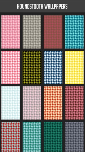 Houndstooth Wallpapers On The App Store