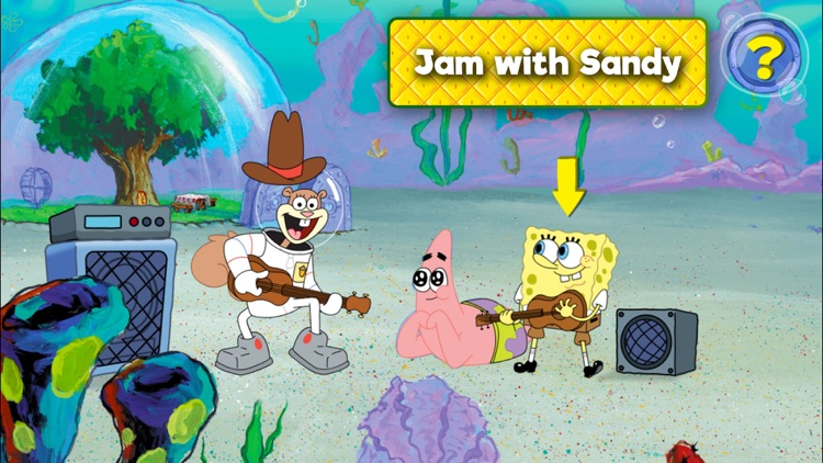SpongeBob SquarePants: Bikini Bottom Beat screenshot-3