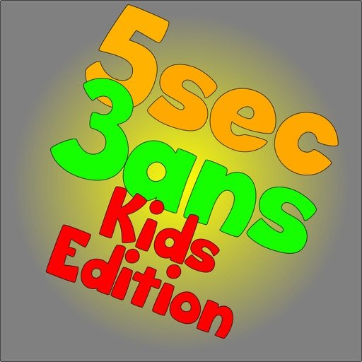 5sec3ans K