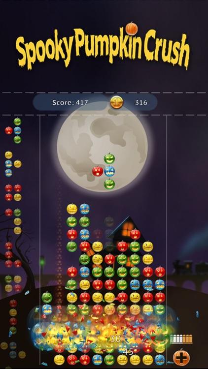 Spooky House : Halloween Pumpkin Crush screenshot-4