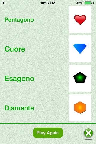 Flashcards Italian Lesson - náhled