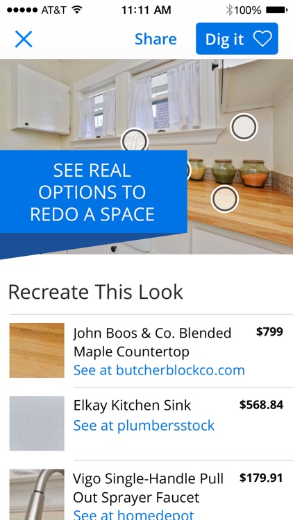 Zillow Digs - Home Design and Paint Visualizer screenshot-1