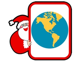 Santa Translator: Christmas Greetings from around the world iMessage Stickers