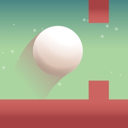 Jumping Ball - Don't hit the pole