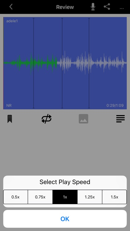 ClearRecord Pro – Noise free voice recorder screenshot-0