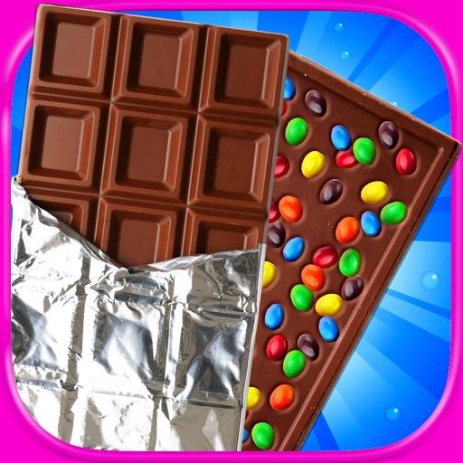 Chocolate Candy Bar Maker & Bubble Gum Kids FREE