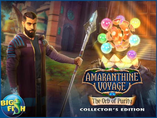 Amaranthine Voyage: The Orb of Purity screenshot 10