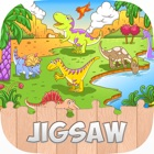 Dinosaur Jigsaw Puzzle Dino for toddlers and kids icon