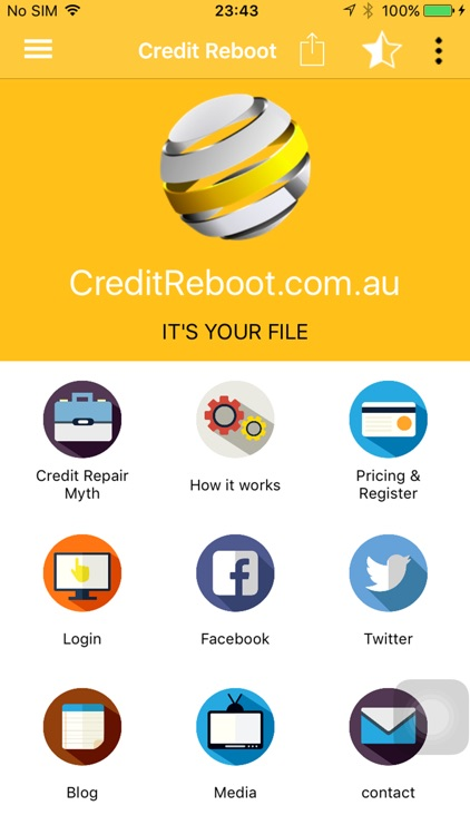 Credit Reboot - Online Credit Repair screenshot-1