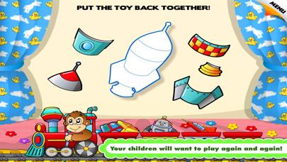 Toddler kids game - preschool learning games free screenshot four