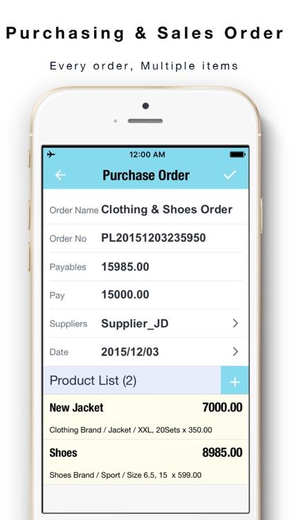 daily sales tracker 2 items storage stock tracker by yongwen hu