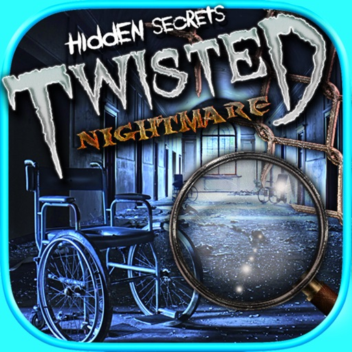 Hidden Objects Twisted Nightmare Adventure Games