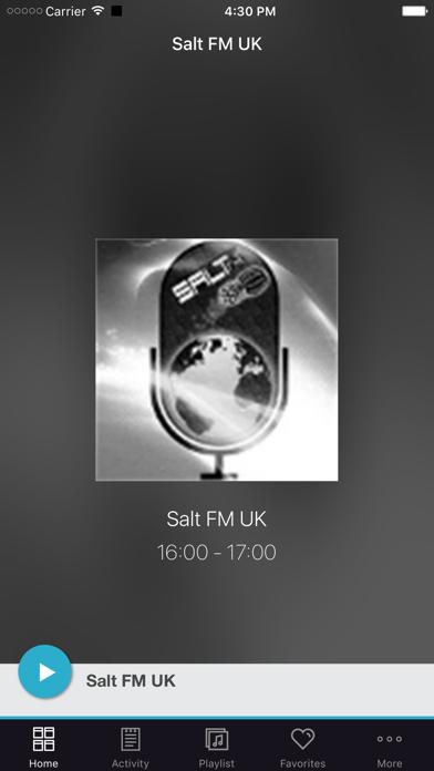 Salt FM UK screenshot one