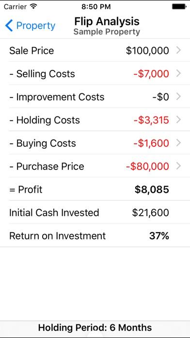 Property Fixer review screenshots