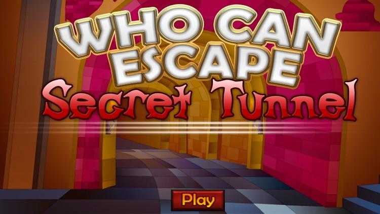 Who Can Escape Secret Tunnel by Arul Mani
