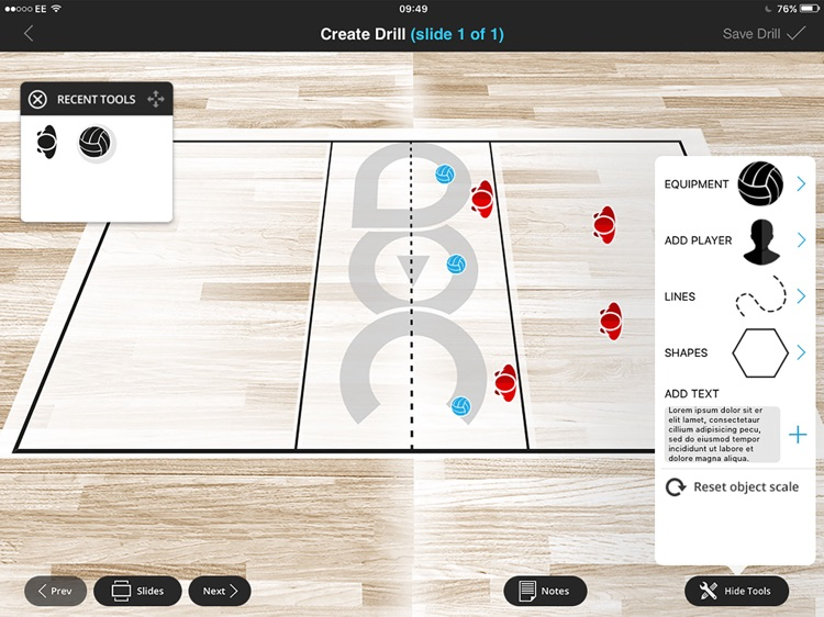 VBSuite+ - Art Of Coaching Volleyball screenshot-4