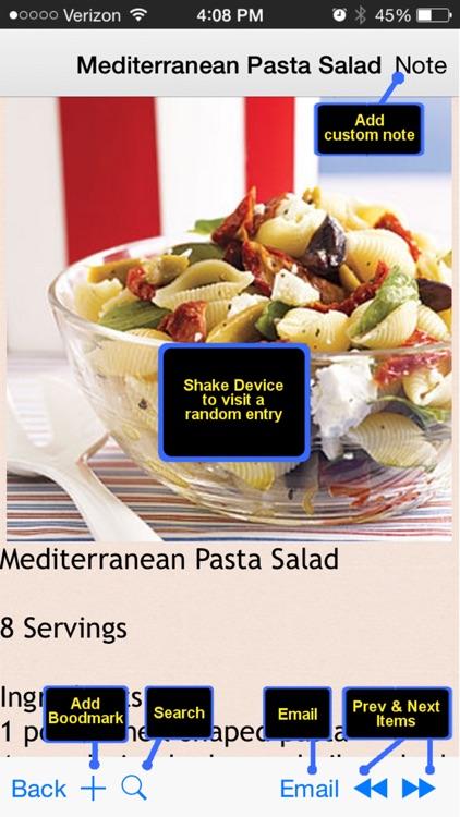 500 Salad Recipes screenshot-3