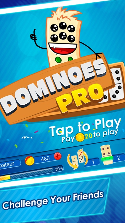 Dominoes Pro screenshot-1