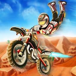 极限特技摩托车游戏:挑战速度与激情