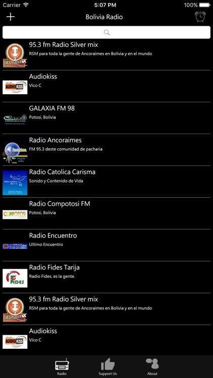 Bolivian Radio