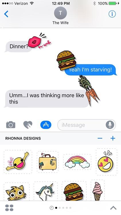 Rhonna Designs Stickers screenshot-4