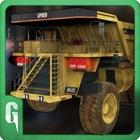 Construção Truck Simulator 3D - Driving Big Rig icon