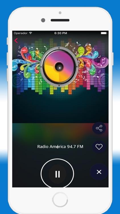 Radio Honduran FM AM - Live Radios Stations Online screenshot-4