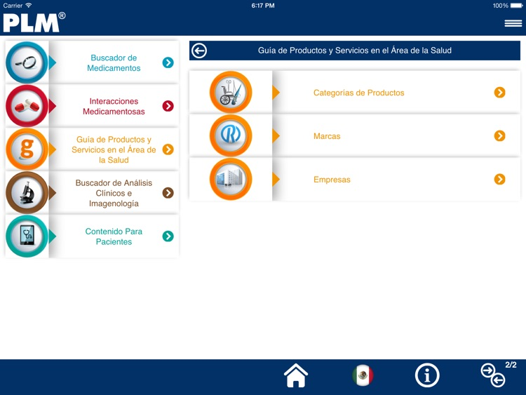 PLM Medicamentos for iPad screenshot-4