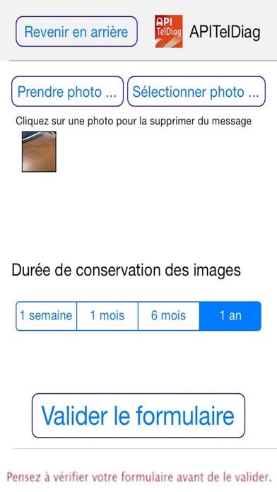Screenshot #1 pour APITelDiag