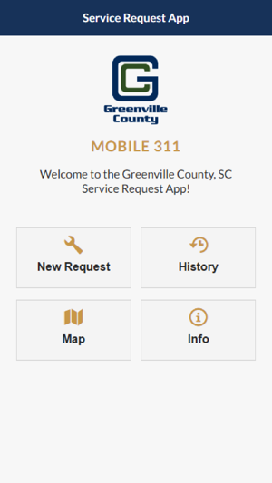 Image result for greenville county 311 app