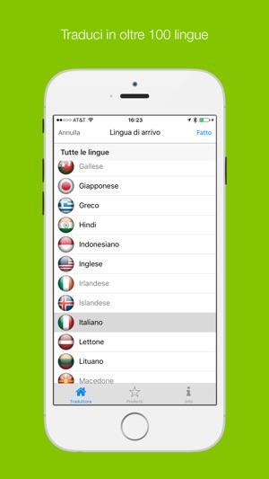 Traduttore su app store for Traduttore apple