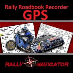 Rally Roadbook Recorder - GPS