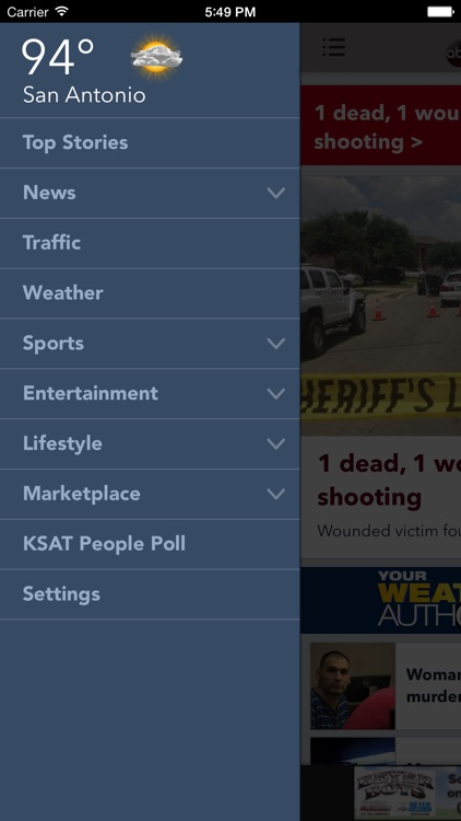 KSAT 12 News — KSAT.com screenshot-2