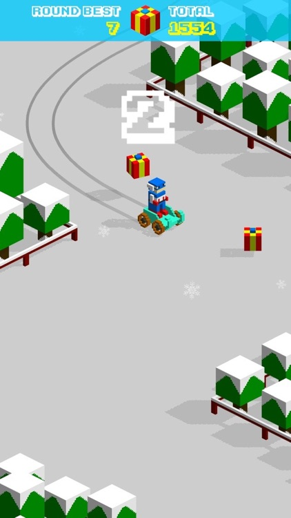 Santa & Friends - Winter Challenge screenshot-3