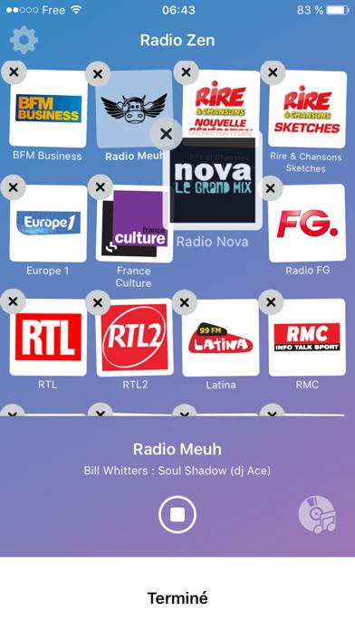 点击获取Radios Zen