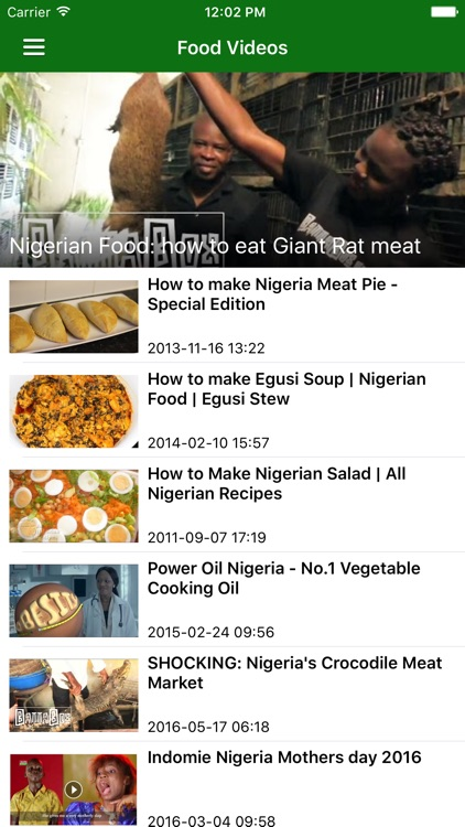Nigeria News Today Pro - Naija Headlines & Videos screenshot-4