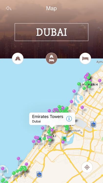 Tourism Dubai screenshot-3