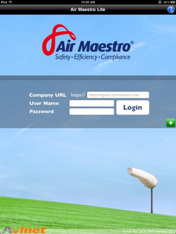 Air Maestro Lite