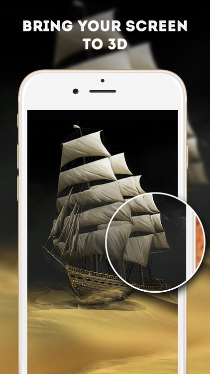Wallpaper+ HD Live Wallpapers & Custom Backgrounds