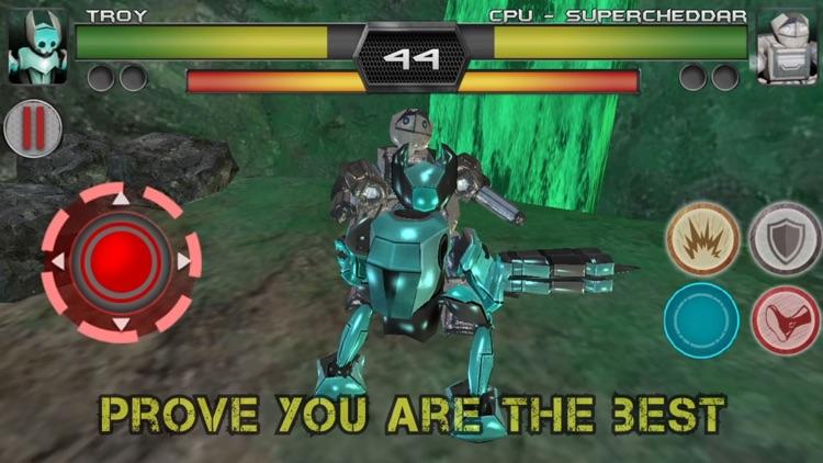 Steel Fighter Club 2 screenshot-3