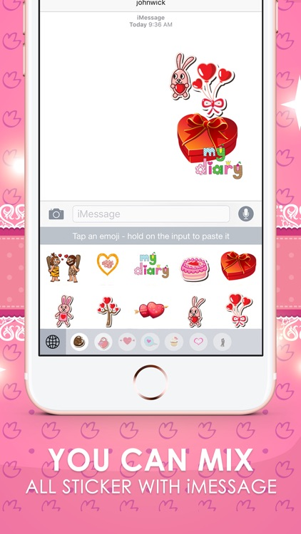 Wedding Emoji Stickers Keyboard Themes ChatStick