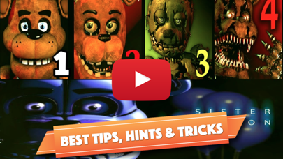 All in one Cheat For Five Nights At freddy's 4 - 1 Screenshot on iOS